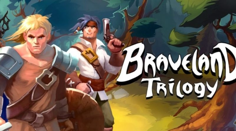 Трилогия Braveland