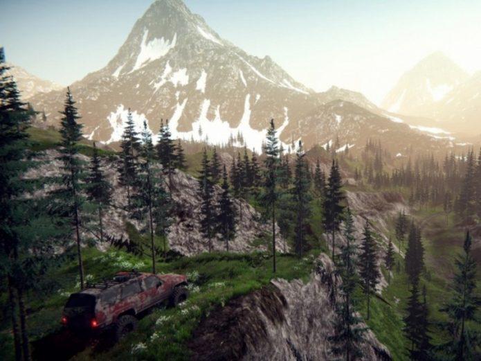 Ультравнедорожный симулятор 2019: Аляска