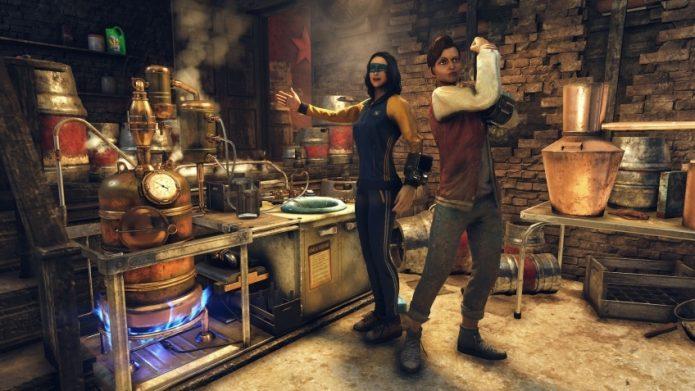 Fallout 76 выйдет обновление, в котором у игроков появится возможность гнать самогон