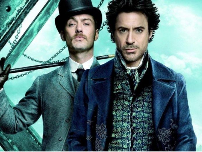Шерлока Холмса 3