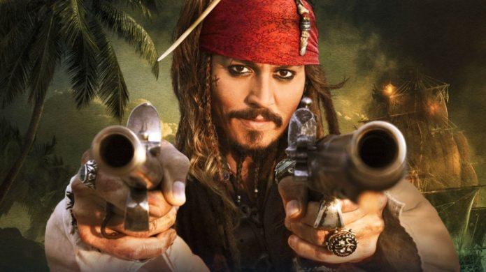Пиратов Карибского моря