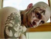 «Кожа» с татуированным Джейми Беллом