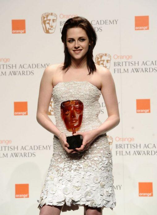 Кристен на церемонии BAFTA
