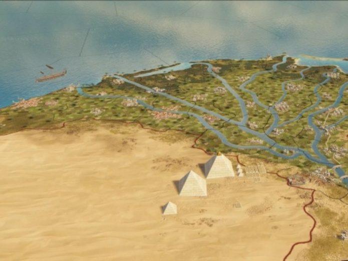 Paradox Interactive выпустила Imperator: Rome