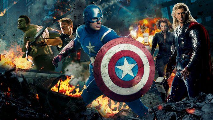 Постер к фильму «Мстители»