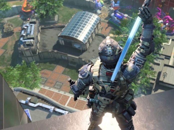 В Call of Duty: Black Ops 4