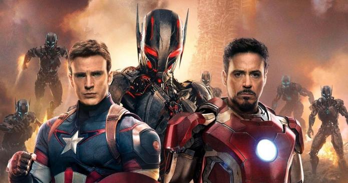 Постер к фильму «Мстители: Эра Альтрона»