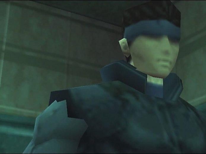 Metal Gear Solid в Dreams