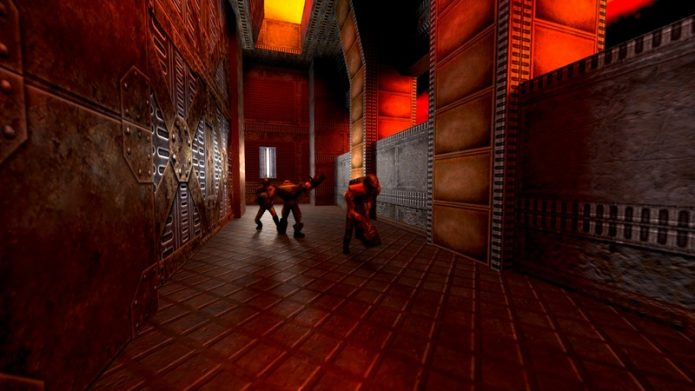 Quake 2 Retexture Project