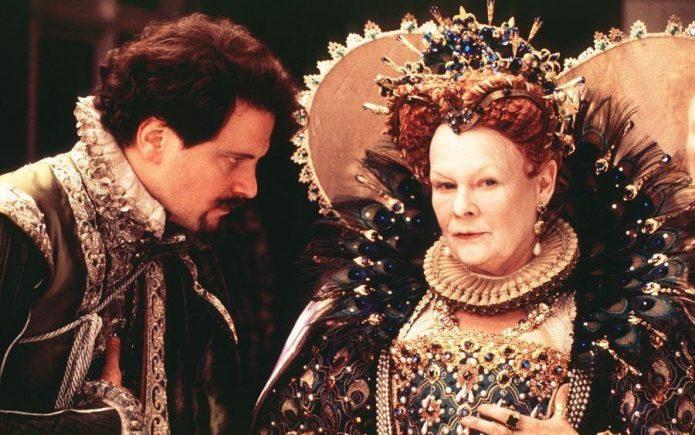 Кадр из фильма Влюблённый Шекспир