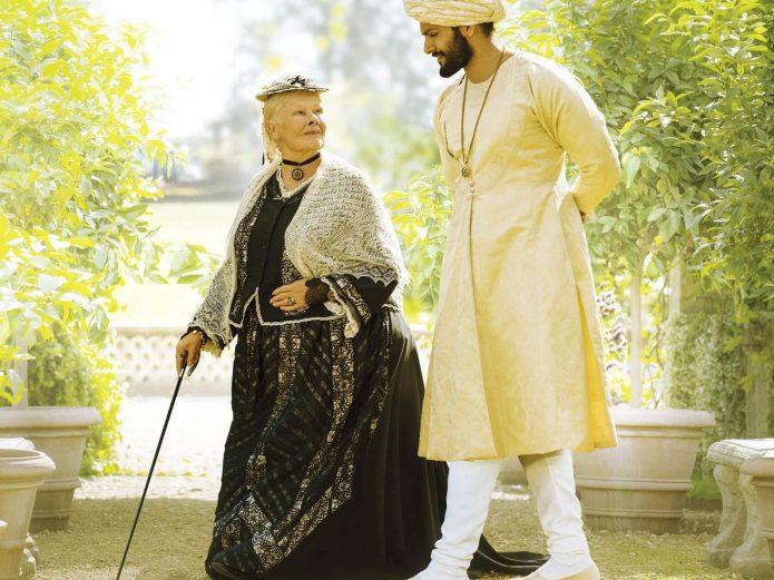 Кадр из фильма Виктория и Абдул