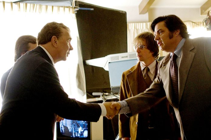 Кадр из фильма Фрост против Никсона