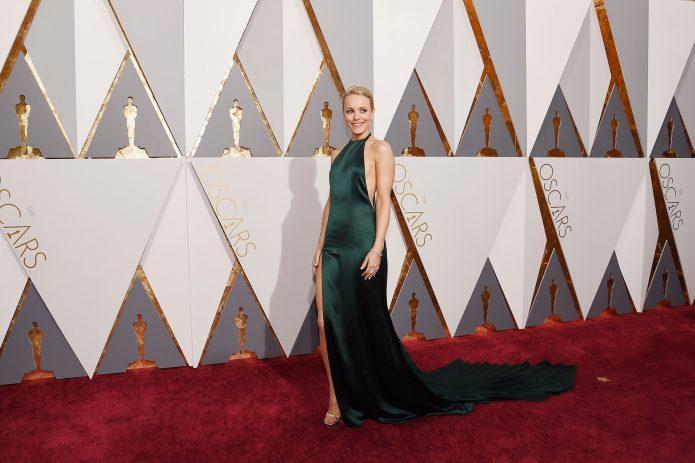 Рэйчел МакАдамс на вручении премии Оскар