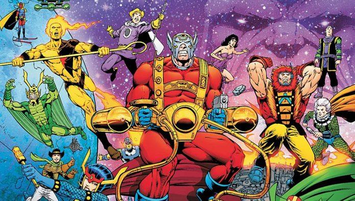 Сценарист комиксов о Бэтмене напишет Новых богов