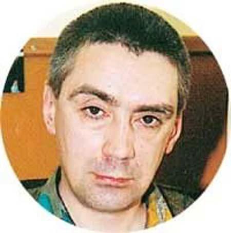 Михаил Сазонов