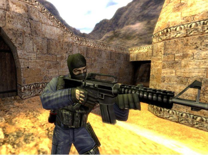 Counter Strike 1-6