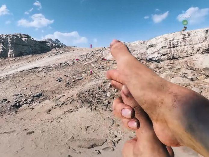 Battlefield V Finger Gun