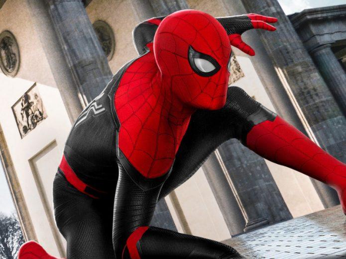 По фильму «Человек-паук: Вдали от дома» выпустили ...