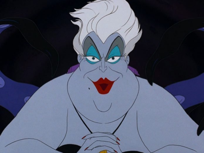 Ursula Mermaid