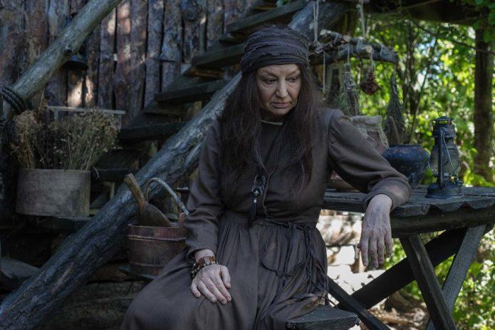 Кадр из сериала «Ведьма» 2019 года