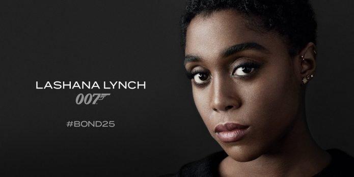 Lashana Lynch on Bond 25