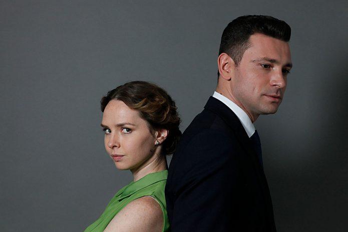 Герои сериала «Свадьбы и разводы»