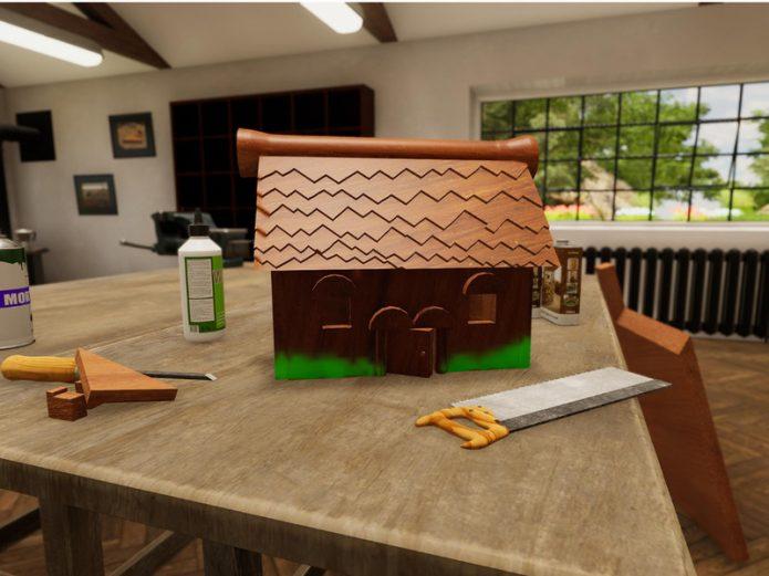 Woodwork Simulator