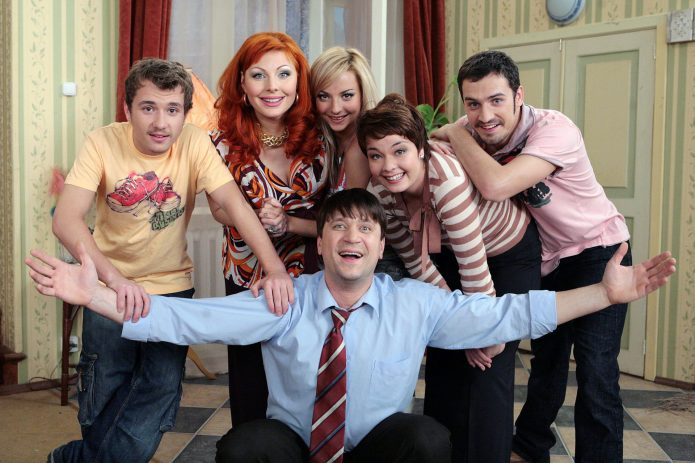 счастливы вместе актёры