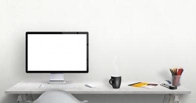 Как обустроить рабочий стол по последнему слову техники?