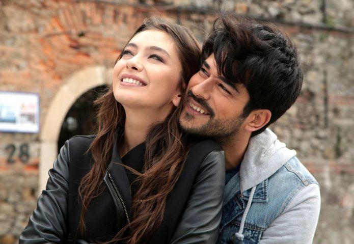 Молодая пара турков