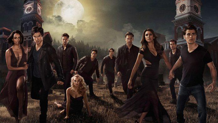 Как закончился сериал «Дневники вампира»
