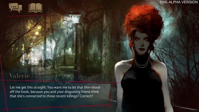 Vampire: The Masquerade — Coteries of New York