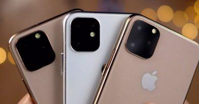 Какой айфон выйдет в сентябре 2019