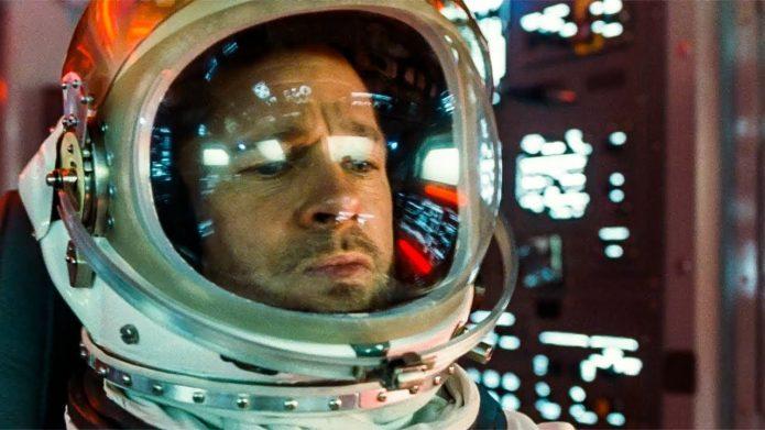 Брэд Питт играет космонавта в фильме «К звёздам»