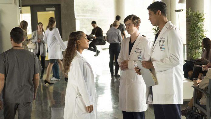 Сериал «Хороший доктор»