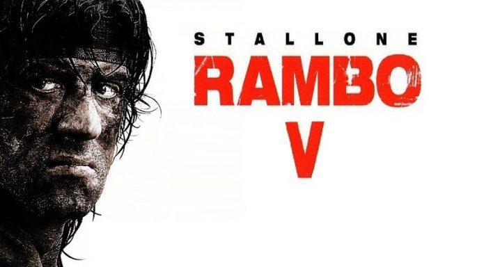 Рэмбо 5 промо