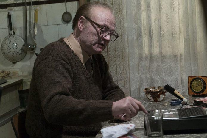 Академик Легасов в своей квартире