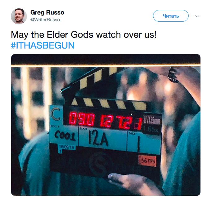 Greg Russo on Twitter