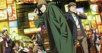 Какие новые аниме-сериалы выйдут в октябре