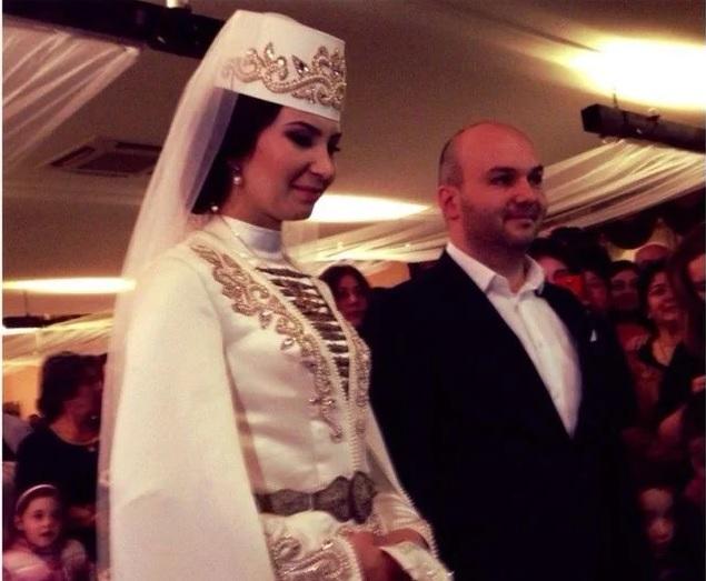 Заурбек и Виктория Байцаевы