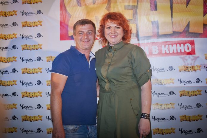 Ольга и Виталий Картунковы