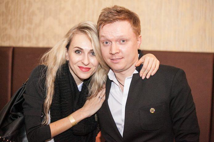 Екатерина и Леонид Моргуновы