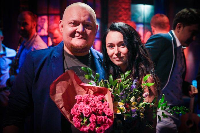 Михаил Стогниенко с женой
