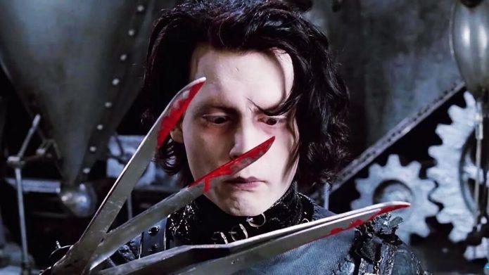 «Эдвард руки-ножницы»