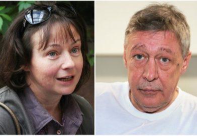 Михаил Ефремов и Евгения Добровольская поменяли статус