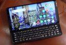 Первые партии нового смартфона с боковой QWERTY-клавиатурой уже скоро поступит в продажу