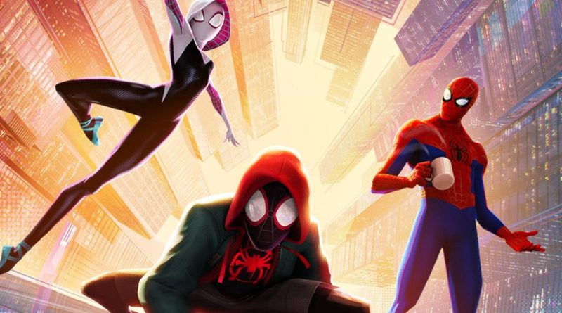 Spider-Man Through the Universe